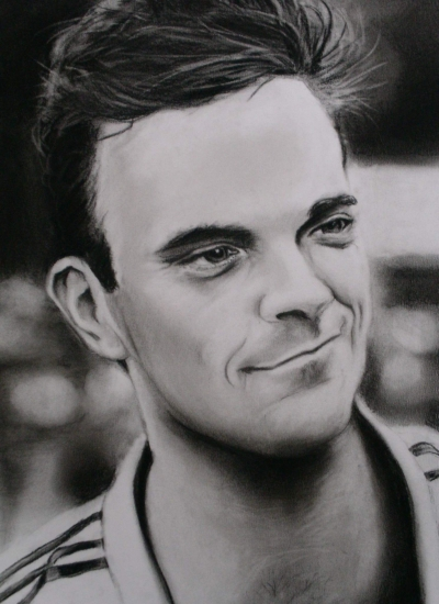 Robbie Williams par Buzzar